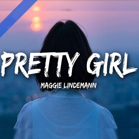 دانلود آهنگ pretty girl از Maggie Lindemann + ترجمه فارسی