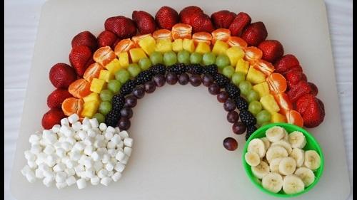 آموزش میوه آرایی ساده تا حرفه ای