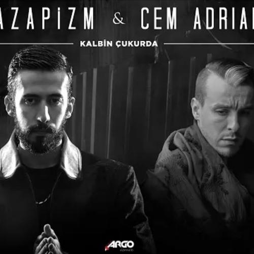 دانلود آهنگ kalbim çukurda از Gazapizm و Cem Adrian + ترجمه فارسی