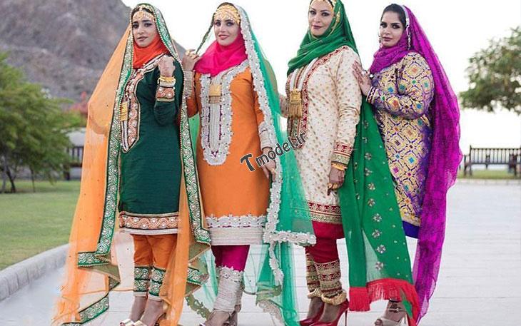 1245111212 1 - انواع مدل لباس زنانه سنتی جنوبی بندری - مدل لباس بندری- لباس هرمزگانی