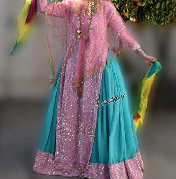 33112224545 11 - مدل لباس سنتی ایل قشقایی - مدل لباس محلی قشقایی
