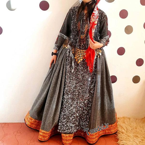 33112224545 12 - مدل لباس سنتی ایل قشقایی - مدل لباس محلی قشقایی
