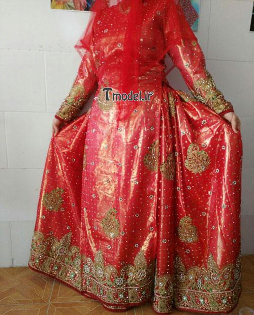 33112224545 6 - مدل لباس سنتی ایل قشقایی - مدل لباس محلی قشقایی