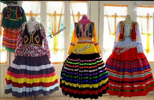442225857811 1 - مدل لباس محلی زنانه شمالی قاسم آبادی