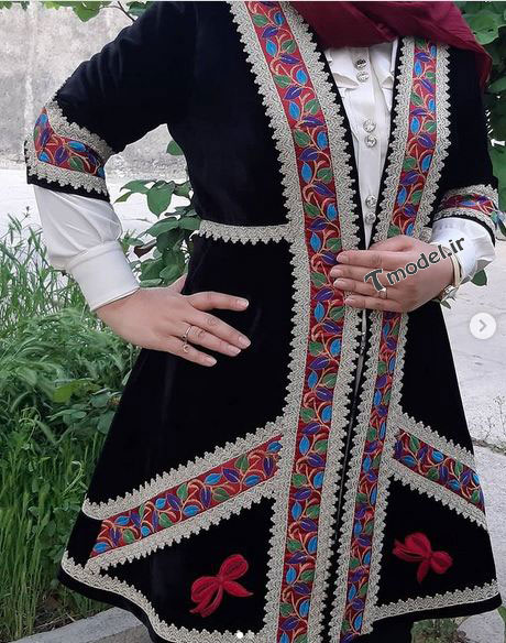52144575455555 1 - جدیدترین مدل لباس زنانه و دخترانه لری و بختیاری