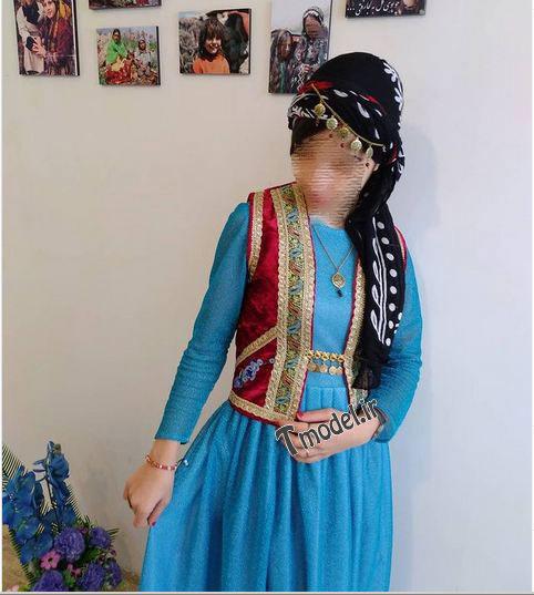 52144575455555 2 - جدیدترین مدل لباس زنانه و دخترانه لری و بختیاری