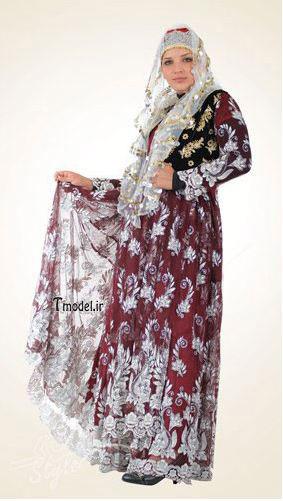 52144575455555 5 - جدیدترین مدل لباس زنانه و دخترانه لری و بختیاری