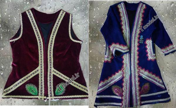 52144575455555 6 - جدیدترین مدل لباس زنانه و دخترانه لری و بختیاری
