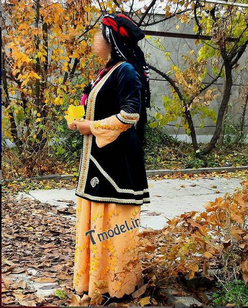 52144575455555 8 - جدیدترین مدل لباس زنانه و دخترانه لری و بختیاری