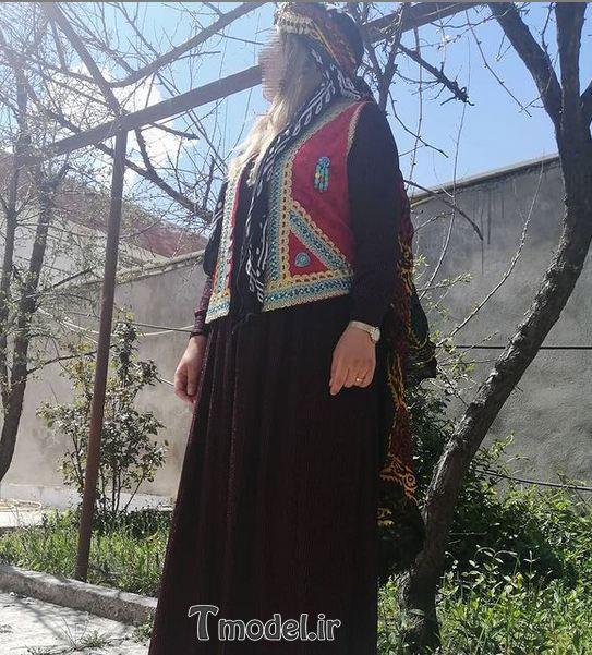 52144575455555 9 - جدیدترین مدل لباس زنانه و دخترانه لری و بختیاری