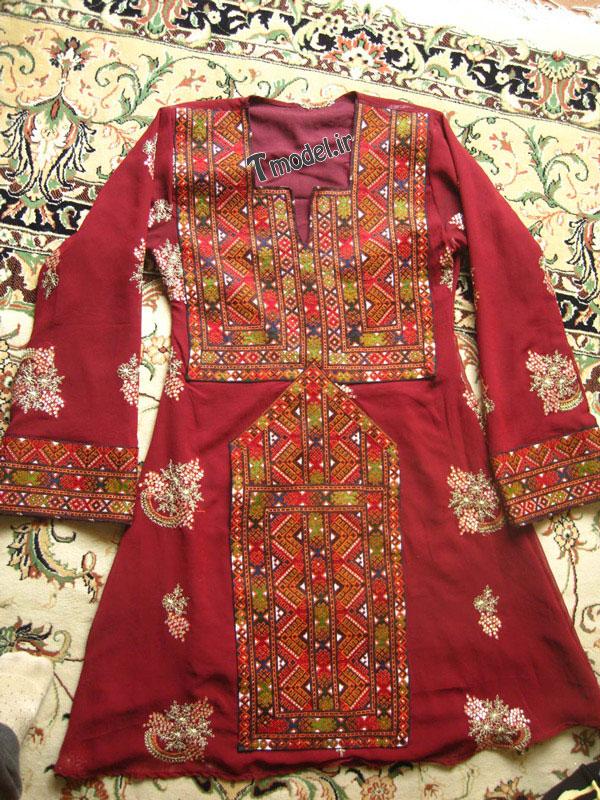 22223321144 1 - پوشش سنتی مردان و زنان سیستان و بلوچستانی
