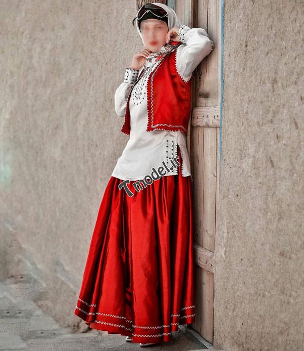 22223321144 3 - پوشش سنتی مردان و زنان سیستان و بلوچستانی