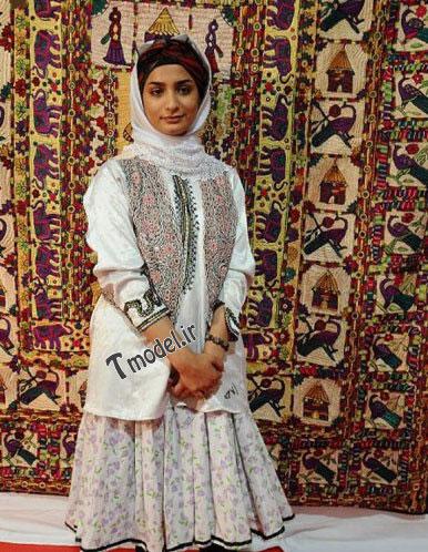 22223321144 9 - پوشش سنتی مردان و زنان سیستان و بلوچستانی