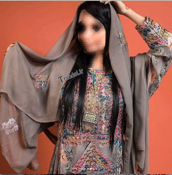 22223321144 - پوشش سنتی مردان و زنان سیستان و بلوچستانی